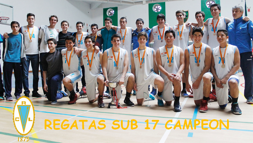 CAMPEON SUB 17 - REGATAS 1