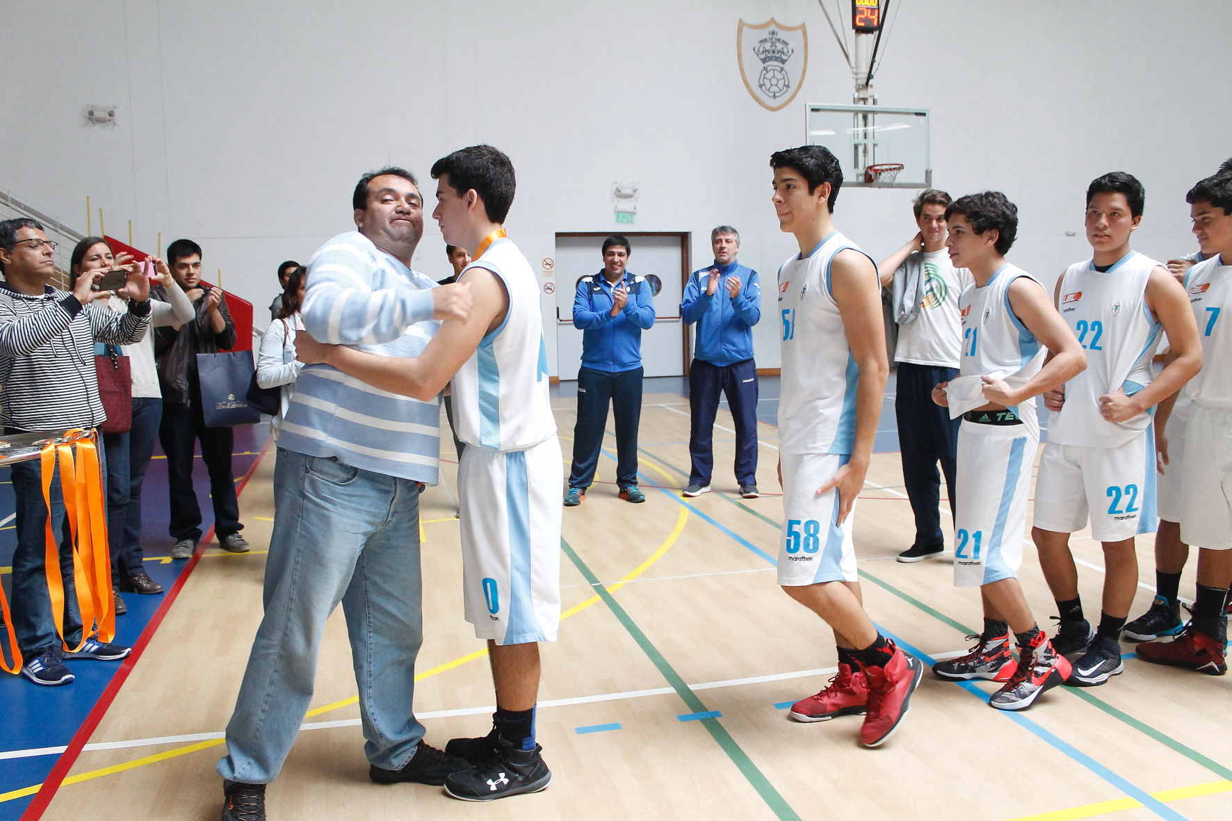 CAMPEON SUB 17 - REGATAS 10